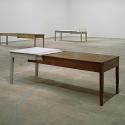 Doris Salcedo at the MCA