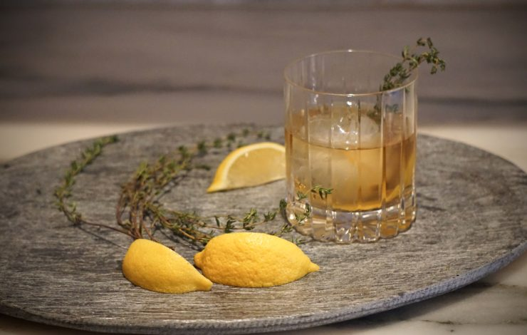 An Herbal Old Fashioned